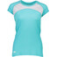 Mons Royale W's Bella Tech Geo T-Shirt Tropicana